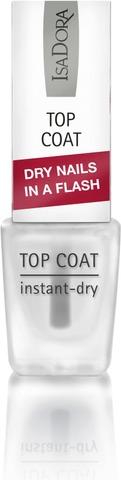 Isadora Instant-Dry Top Coat 6Ml Päällyslakka