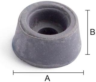 Habo Ovenpysäytin 158 20X10mm Harmaa