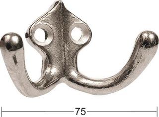 Habo Kaksoiskoukku 142 Alumiini