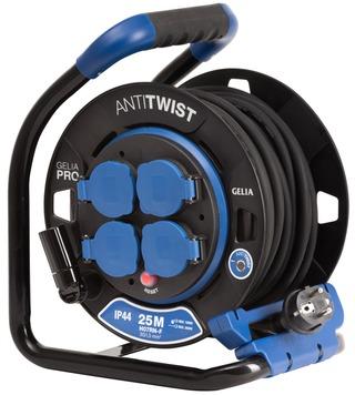 Gelia Kaapelikela Anti-Twist 25M 3X1,5