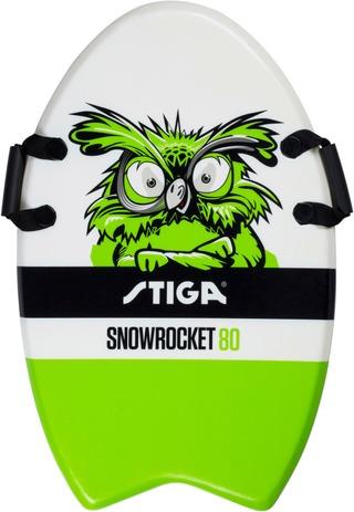 Stiga Snow Rocket 80 Owl Vihreä