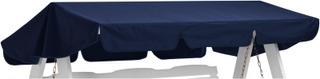 Pihakeinun katos sininen 191x125cm