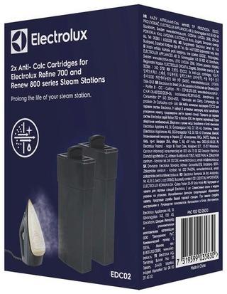 Electrolux silityskeskuksen kalkinpoisto EDC02