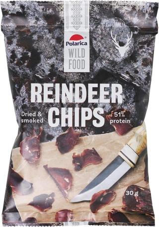 Polarica 30G Reindeer Chips