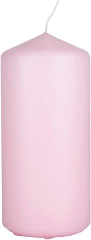 Duni 15x7cm 62h pehmeä pinkki pöytäkynttilä