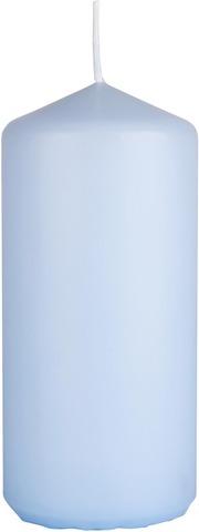 Duni 15x7cm 62h pehmeä sininen pöytäkynttilä