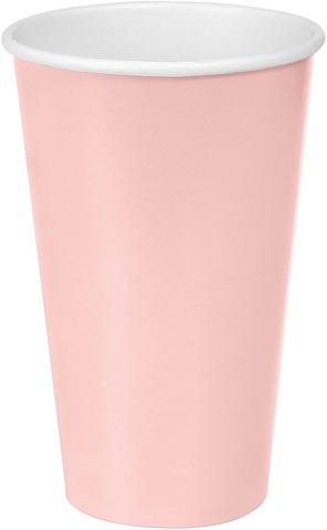 Duni Bio 10kpl 50cl pinkki kartonkimuki