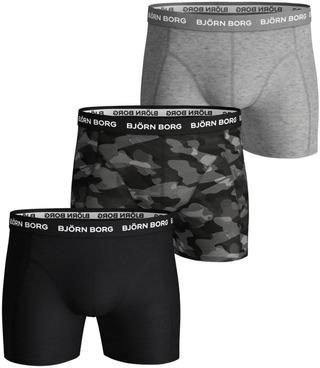 Björn Borg miesten bokserit 3-pack