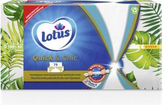Lotus Quick&Chic talouspaperiarkki 1/4-lava 100 kpl