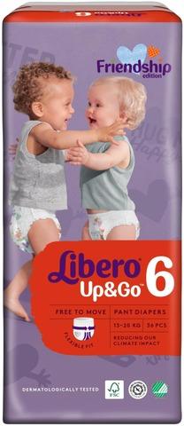 Libero Up&Go Koko 6, 36Kpl, 13-20Kg