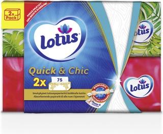 Lotus Quick&Chic Tuplap 150Kpl
