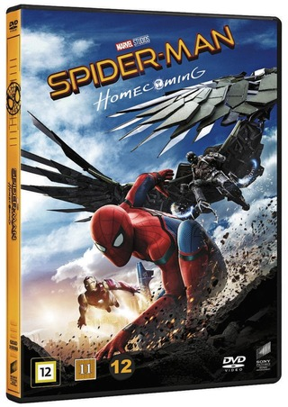 Spider-Man - Homecoming Dvd