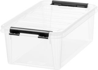 Orthex Smartstore Classic 5 Kannellinen Säilytyslaatikko Kirkas