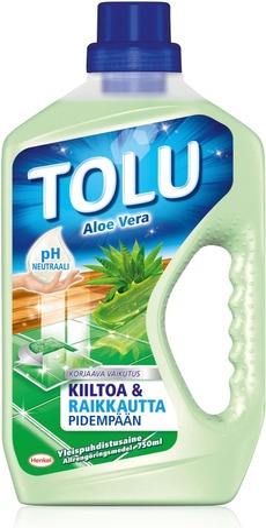 Tolu 750Ml Aloe Vera Yleispuhdistusaine