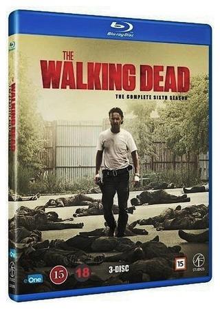 Walking Dead - 6.Tuotantokausi 3Blu-Ray