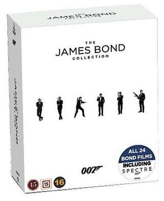 James Bond Complete Box Bd