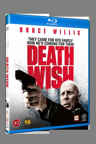 Death Wish Blu-Ray