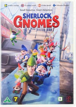 Sherlock Gnomes Dvd