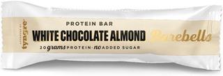 55g Barebells White Chocolate Almond proteiinipatukka
