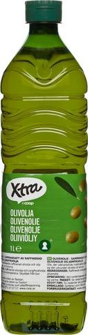 Xtra 1L Oliiviöljy