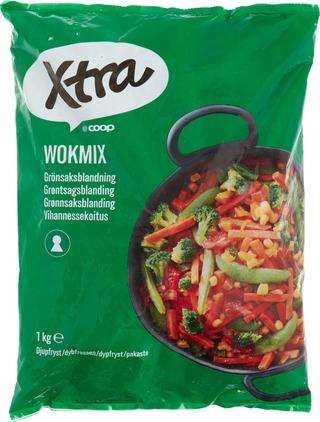 Xtra 1Kg Wok Vihannekset Pakaste