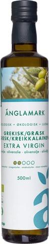 Änglamark 500ml luomu ekstra-neitsytoliiviöljy kreikkalainen