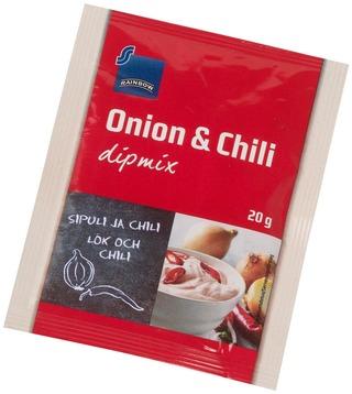 Rainbow 20G Onion & Chili Dip Mix Sipuli&Chili