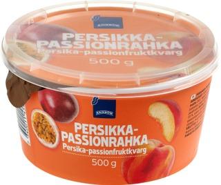Rainbow 500G Persikka-Passionrahka 3,5%