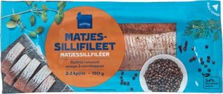 Rainbow 150G Matjessillifileet Msc 2Kpl