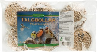 Slagberga Talipallot 6X90g Bio Verkko