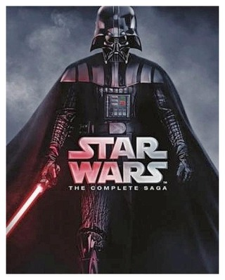 Blu-Ray Star Wars Complete Saga
