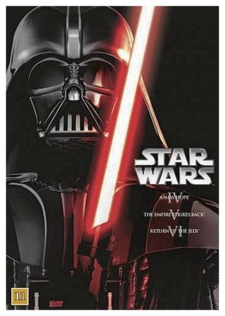 Star Wars: Original Trilogy 3Dvd