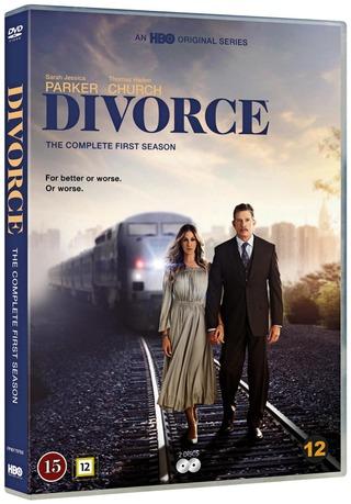 Dvd Divorce - Kausi 1
