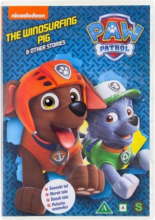 Paw Patrol Kausi 3 Osa 8 - Windsurfing Dvd