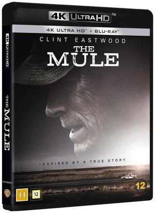 The Mule 4K Uhd + Blu-Ray