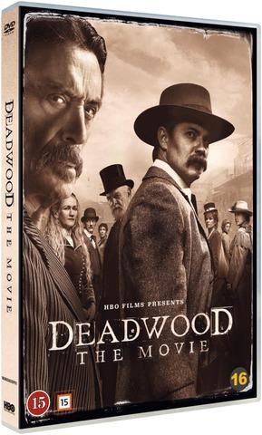 Deadwood Movie Dvd