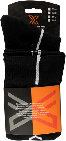 Fit Socks Black/White 39-42 Pelisukka