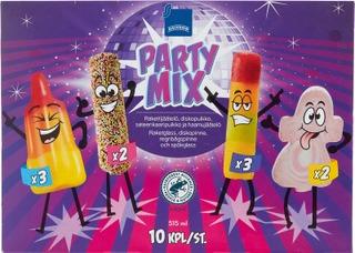 Rainbow Multi Mixbox Party 515 Ml