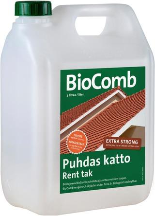 Biocomb Puhdas Katto Extra Strong 4L