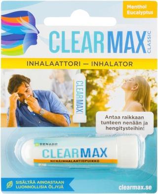 Clearmax Nenäinhalaatiopuikko