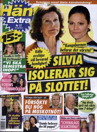 Hänt Extra aikakauslehdet
