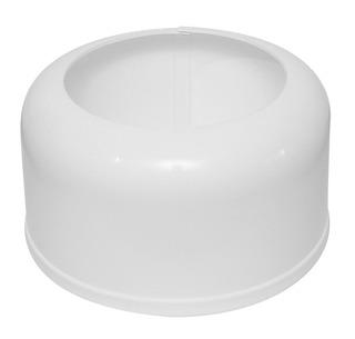 Gelia peitemuhvi 110mm valkoinen