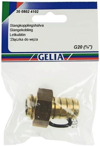 Gelia Letkuliitin Siäskierre R20x19mm