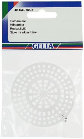 Gelia roskasihti valkoinen