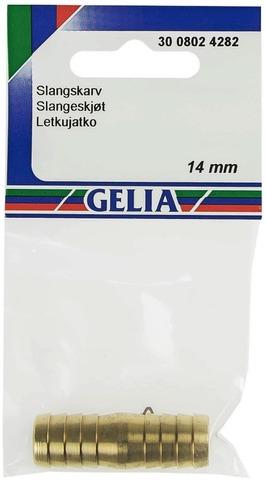 Gelia Letkujatko 13Mm Messinki