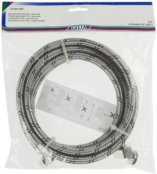 Gelia tulovesiletku soft-pex G15/G20x3000mm DN8 suora/kulma
