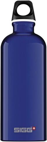 Sigg Juomapullo 0,6L Tummansininen
