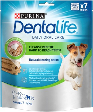 Purina Dentalife 115G Small Koiran Dental-Herkku