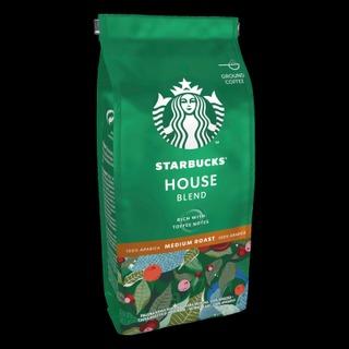 Starbucks 200G House Blend Medium Roast  Suodatinkahvi
