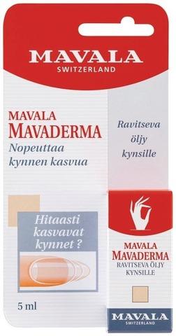 Mavala 5Ml Mavaderma Kynsienhoitoöljy